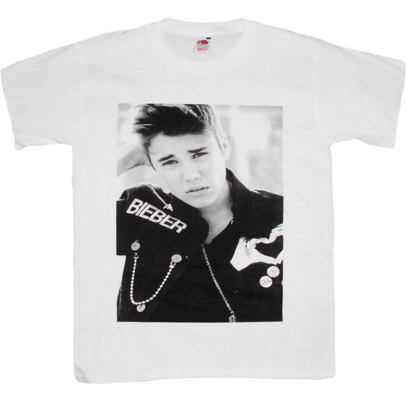 T-Shirt Justin Bieber - Bieber