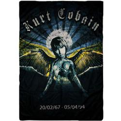 Posterflagga Kurt Cobain