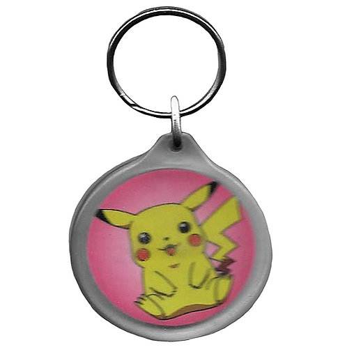 Nyckelring Pokémon -Pikachu/Pidgeotto