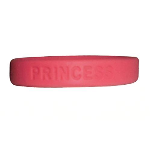"""Bracelet In Rubber """"Princess"""""""