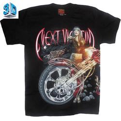 T-Shirt Next Victim