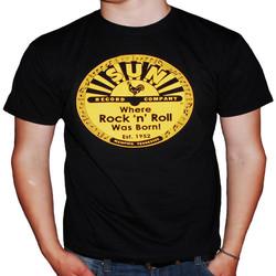 T-Shirt Sun Records