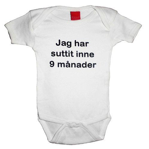 """""""Jag Har Suttit Inne I 9 Månader"""""""