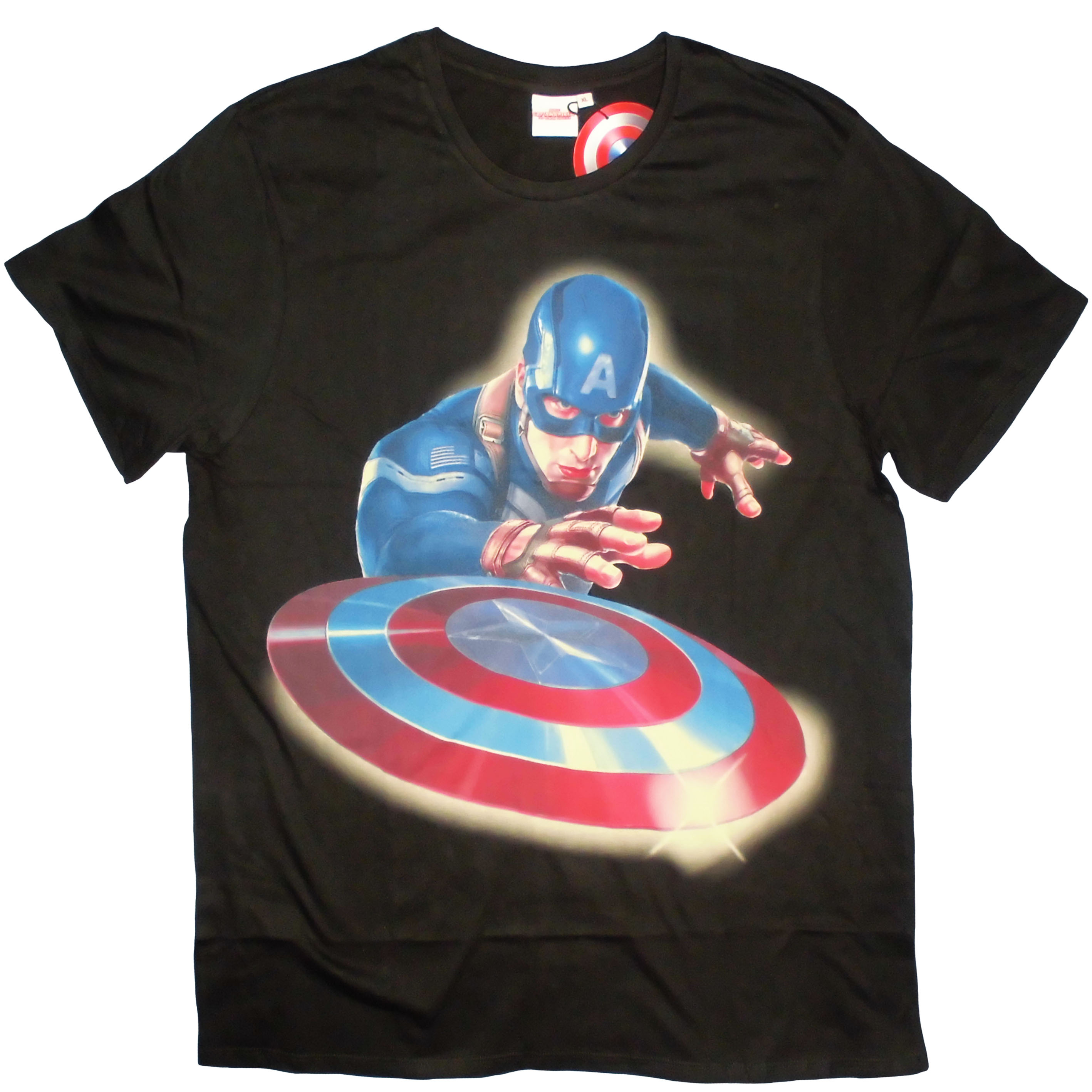 T-Shirt Captain America The Shield