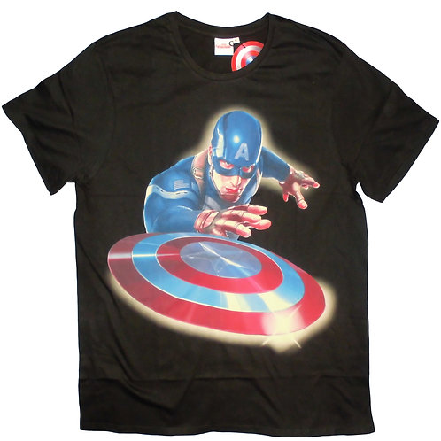 Captain America-Throw Shield