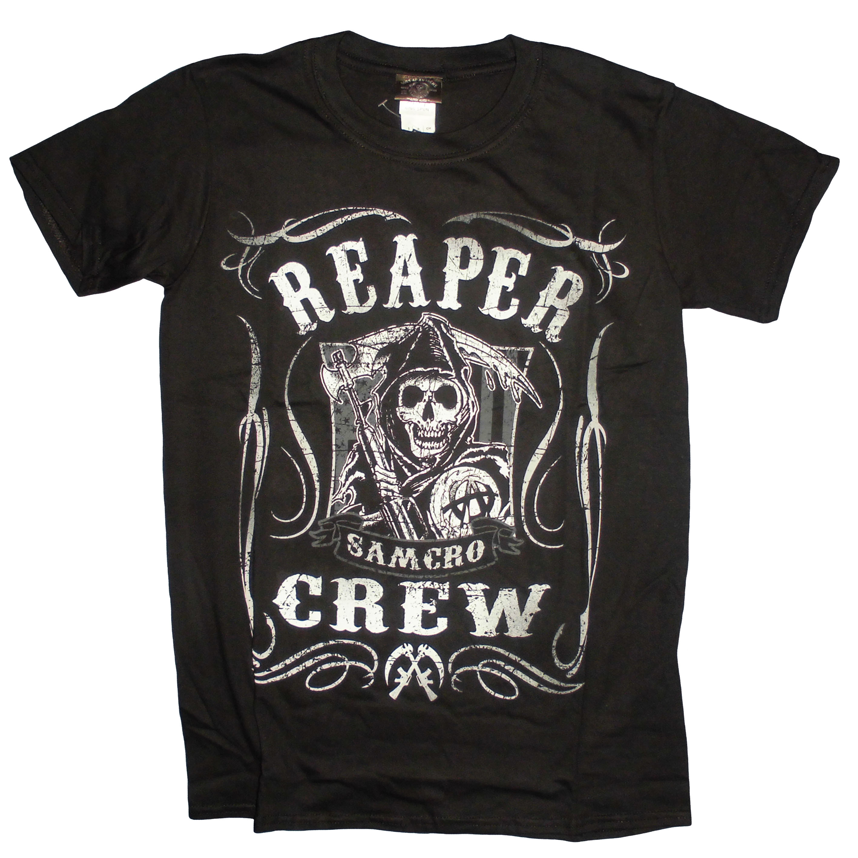 T-Shirt Sons Of Anarchy Reaper Crew