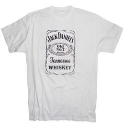 T-Shirt Jack Daniels Vit 2