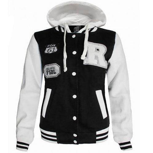 Versace R Hood Jacket Girl / Women