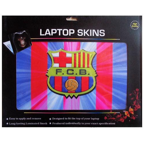 Laptop Skin Barcelona