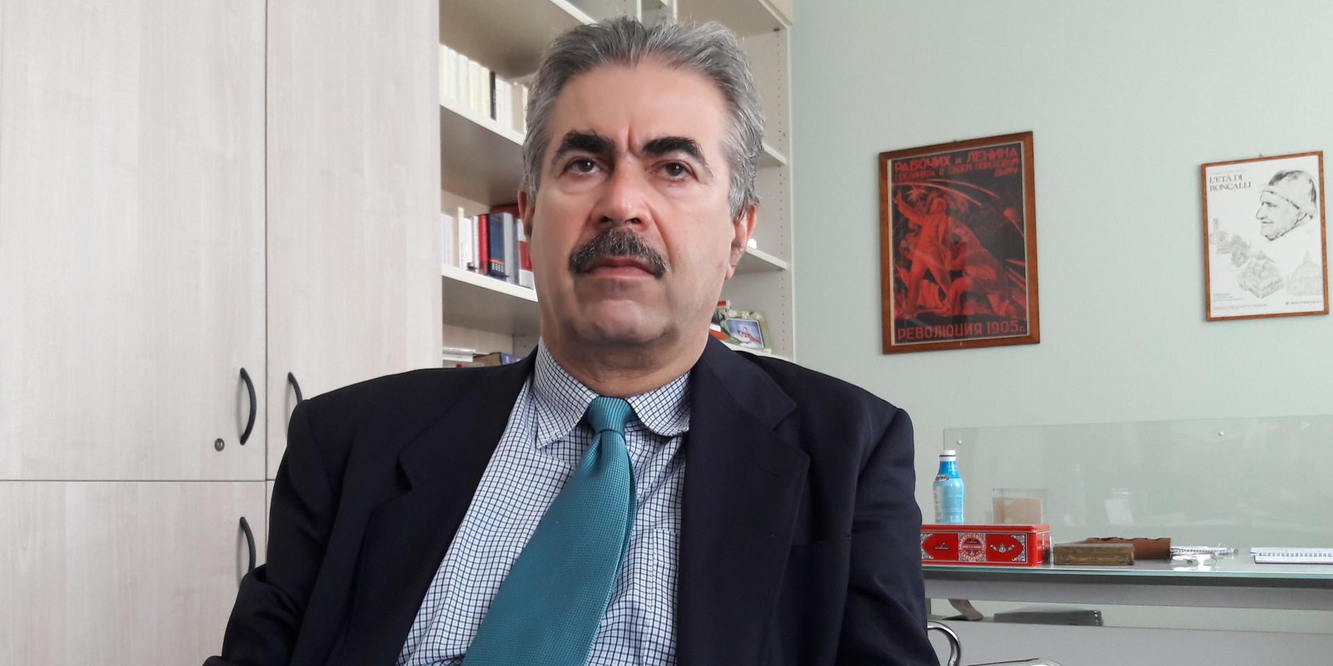 Pro-Rector Prof. Stefano Trinchese