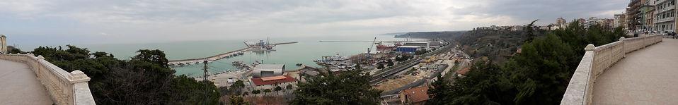 Panoramica de Ortona