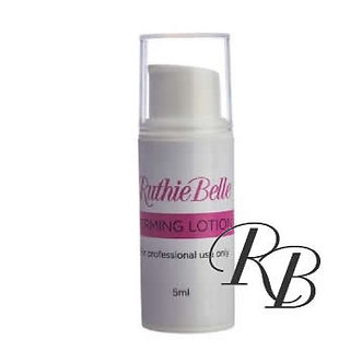 PERMING LOTION Paso 1  RUTHIE BELLE