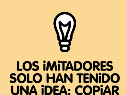 Asegúrate que Tus ideas sean conocidas por Tu circulo cercano.