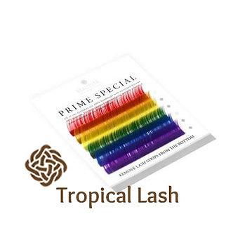 Prime SPECIAL Color Lash C BEAUTIER