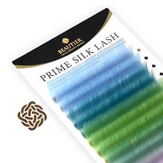 Prime Silk Lash PASTEL COLOR 0.20 BEAUTIER