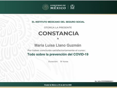 CURSO TODO SOBRE PREVENCION COVID-19
