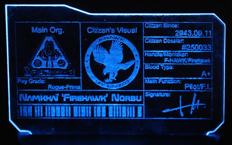 RGB Citizen Card Small