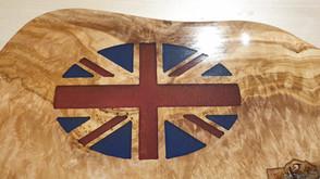 Planchette Olivier Union Jack