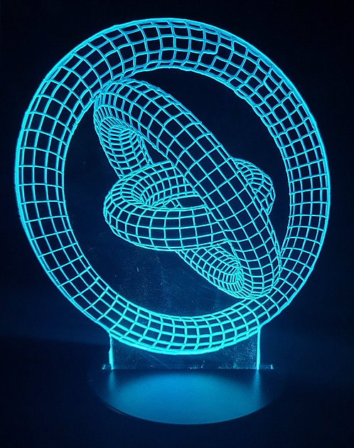 3D Illusion Gyroscopes