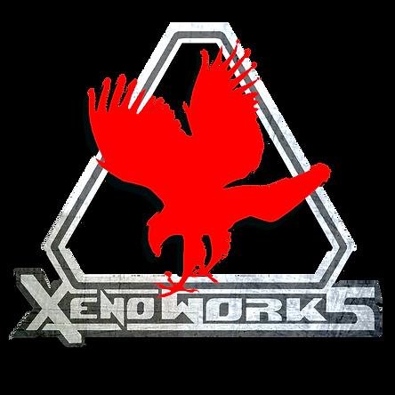 Xeno-Works Logo