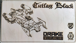 Drake Cutlass Black