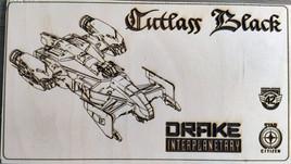 Drake Cutlass Black