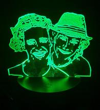 Photo en lampe RGB