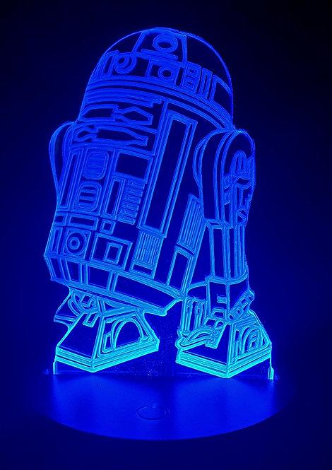 Lampe R2D2