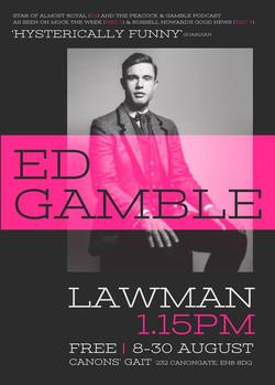 ED GAMBLE