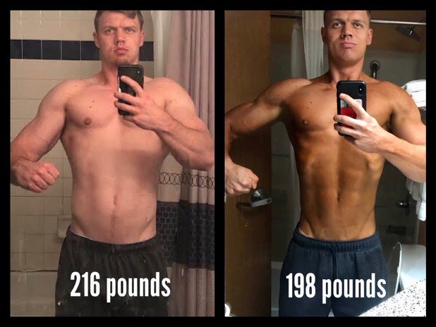 Client 4- Before and After- Competition