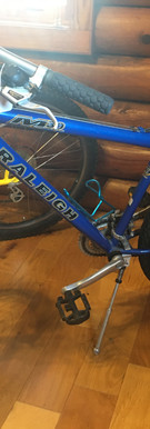 Dirty Spokes- blue up front bike.JPG