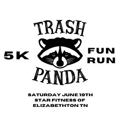 Trash Panda 5k Fun Run Ticket