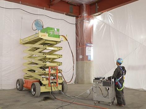 삼성물산, 건설현장 위험 작업에 로봇 기술 도입