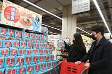농심 '배홍동비빔면' 4주 만에 700만 개 판매 돌풍