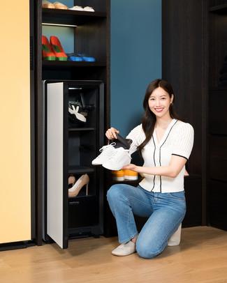 삼성전자, 신발관리기 '비스포크 슈드레서' 출시