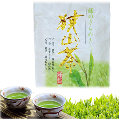 青梅産 狭山茶