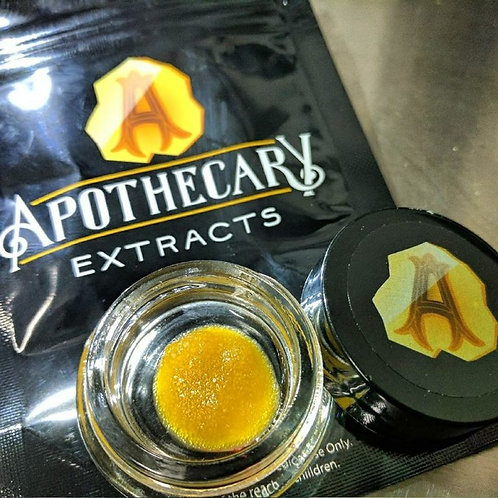 Apothecary Extracts 1g