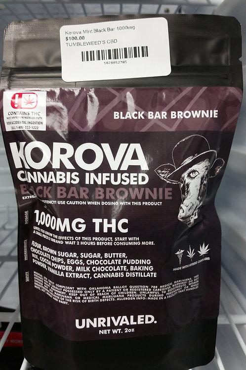 Korova 1000mg THC