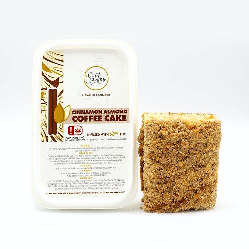 Sublime Almond Coffee Cake 50mg