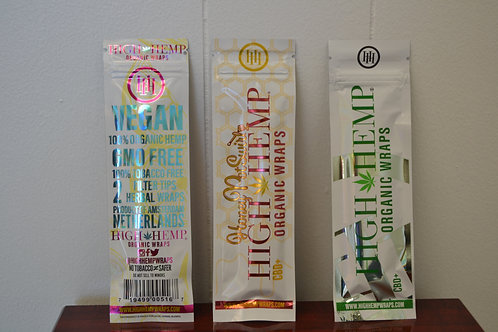 flavored wraps 2pk