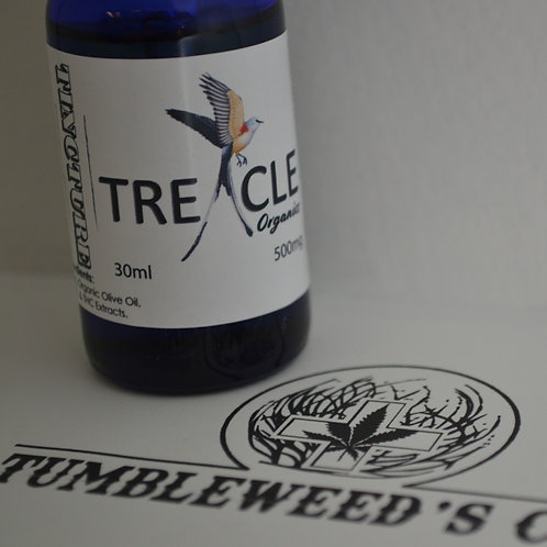 Organic Treacle Tincture 30ml 500mg