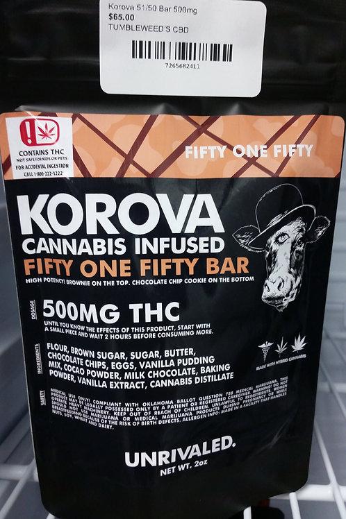 Korova 500mg 51/50 cookie