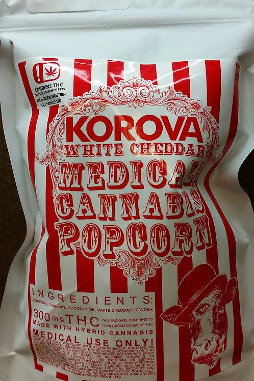 Cheddar Popcorn 300mg