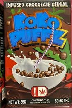 Zion's Kitchen Chocolate Cereal