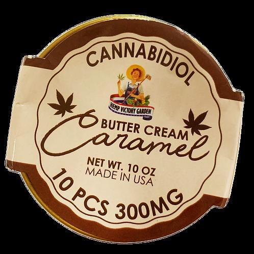 300mg caramels 10ct