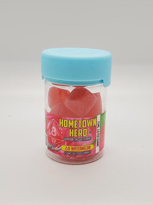 D8 Watermelon Gummies