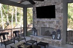 Custom Screen Porch