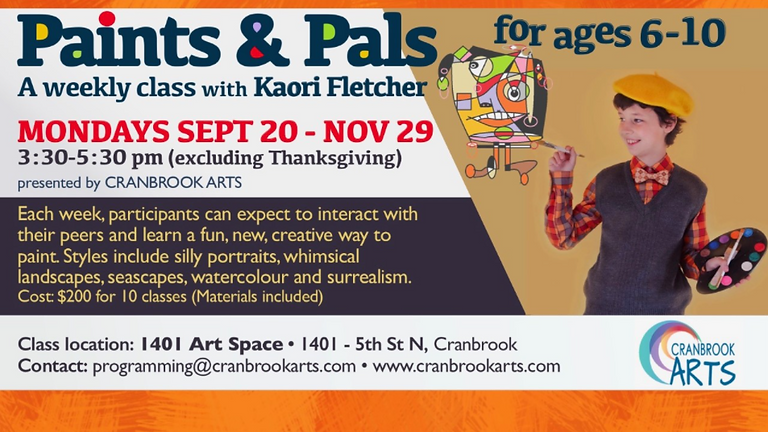 Paints and Pals