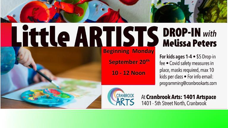 Little Artists Drop In