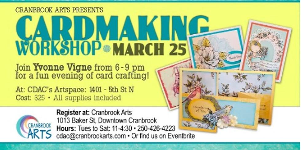Cardmaking Workshop